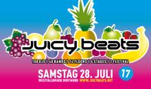 Juicy Beats Festival 17 - Das Line-Up ist komplett