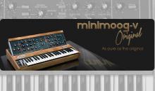 Arturia Minimoog-V für einen Tag kostenlos