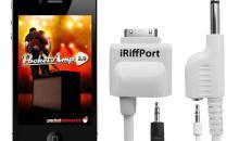 PocketLabWorks iRiffPort - iOS Audio-Interface