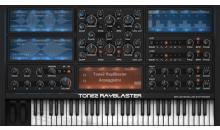 Rayblaster - Impulse Modelling Synthesizer