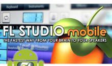 Image-Line FL Studio Mobile auf Android