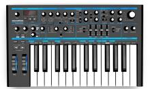 Novation Bass Station II – kompakter Analogsynth
