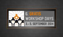3 Tage lang kostenlose Tontechnik-Workshops