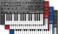 Roland SH-101 Plug-out - Virtueller Synthesizer