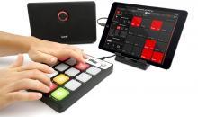 IK Multimedia iRig Pads - Portabler Midi Controller