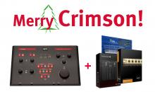 Crimson USB Audio Interface mit extra Software