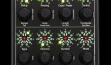 SC4 - Controller & Sequenzer von Faderfox