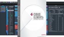 Steinberg Cubase Elements 8 - Midi/Audio-Sequenzer