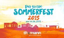 Das Thomann-Sommerfest 2015
