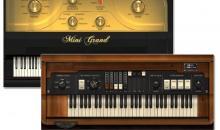 Air DB-33 und Mini Grand Piano in AU/VST-Format