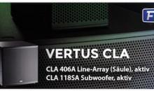 FTB Vertus-Serie mit neuem Line-Array-System