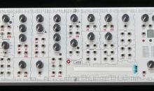 Soundmachines Modulör114 analoger Modular-Synthesizer