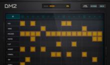 DM2 - die neue Drum Machine für das iOS-Studio