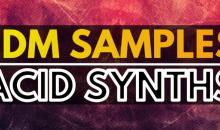 Kostenlose EDM Samples: Acid Synths von Biome Digital