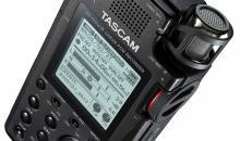 Handheld-Recorder für den professionellen Einsatz