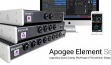 Apogee Element-Serie für Mac