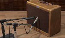 UA Fender '55 Tweed Deluxe