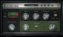 AudioThing Outer Verb: Federhall für die DAW