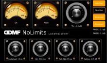 DDMF NoLimits - Der Limiter für iOS