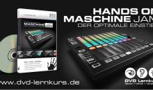 Hands On Maschine Jam von DVD Lernkurs