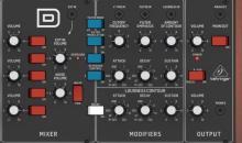 Behringer D Synth - Der Minimoog-Klon wird gebaut!