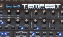 Heftig: Dave Smith stellt Entwicklung des Tempest ein
