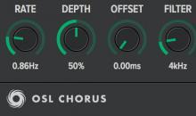 Klingt gut: Kostenloser Chorus von Oblivion Sound Lab
