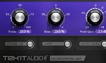 Tek'it Audio Oru: Der günstige Distortion-Effekt für Windows und Mac