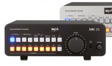 SPL SMC 7.1 - Surround-Controller in Profi-Qualität