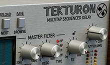 Soeben angekündigt: D16 Group Tekturon, der Delay-Spezialist