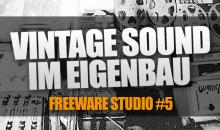 Video-Tutorial: Vintage Sound mit Freeware simulieren