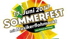 Es geht wieder los: JustMusic Sommerfest 2017 in Kürze