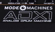 Mode Machines ADX-1 im Test: So überzeugend ist diese analoge Drum Machine