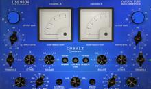 Acustica Audio Cobalt emuliert Boutique EQ & Kompressor