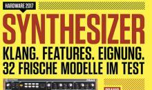 Die neue Beat 07/17 ist jetzt erhältlich: Die besten Synthesizer 2017