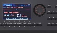 Roland FA-07 Music Workstation angekündigt