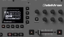 Knaller: Elektron Octatrack MK II offiziell bestätigt und bald lieferbar