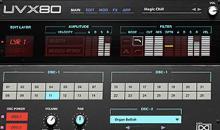 UVI UVX80: Vintage-Synthesizer Akai AX80 für die DAW