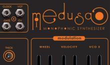 Dreadbox Medusa vorgestellt: Knallharter Mono-Synthesizer