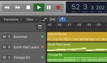 Apple Logic 10.3.2 ist raus: kleines Update mit vielen Features