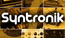 IK Multimedia Syntronik: Alle Synth-Klassiker in einer Box