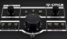 Drawmer liefert günstigen Monitor-Controller CMC2 aus