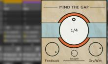 Freeware Plug-in Luke Zeitlin Mind The Gap im Kurztest