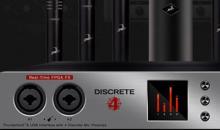 Antelope Audio Discrete 4: USB/Thunderbold-Interface für Profis wird ausgeliefert