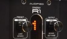 Audified Synergy R1 jetzt lieferbar: edler Hall/Sättigungs-Effekt