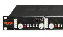 Warm Audio WA-412: Nachbau des legendären API312 Vorverstärkers im Test