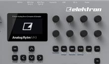 Na also: Elektron Analog Rytm MK II jetzt lieferbar