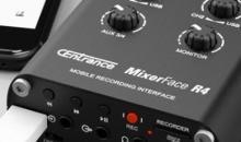 CEntranceMixerFace R4: mobiles Audio-Interface für iOS, Android und mehr