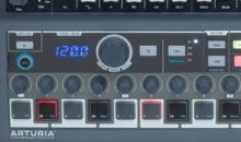 NAMM 2018: Arturia's zweiter Geniestreich: Minibrute 2S mit Sequenzer