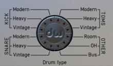 NAMM 2018: Audified DW Drum Enhancer Tool für Drum-Bearbeitung